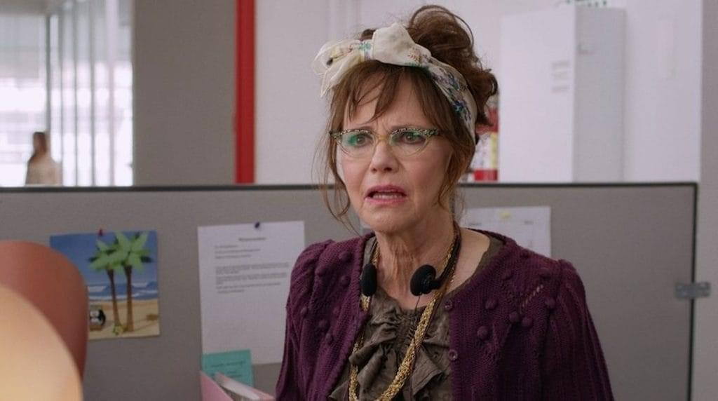 Hipster Sally Field and more in the Podcast image