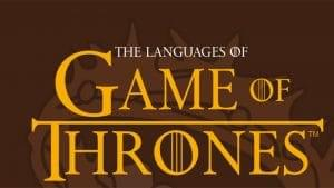 Explore the Languages of Game of Thrones Image