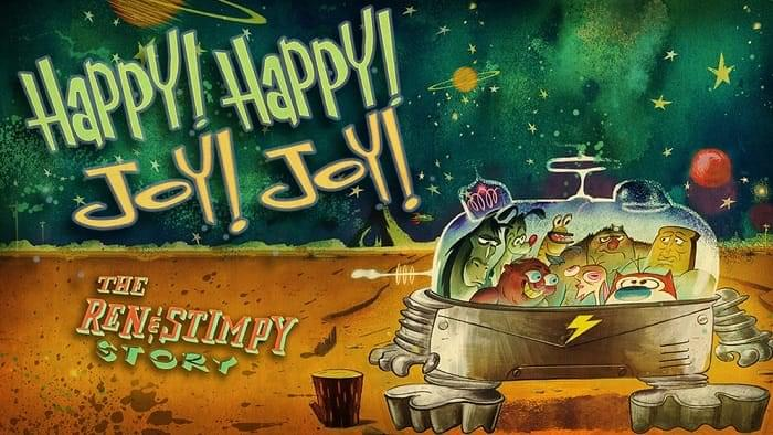 Happy Happy Joy Joy: The Ren and Stimpy Story image