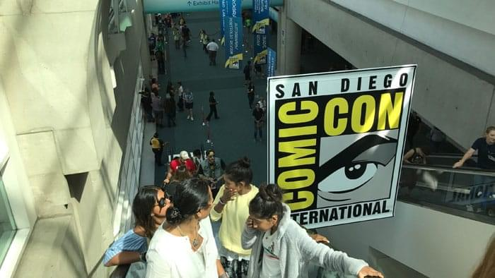 Podcast LIVE at San Diego Comic-Con image