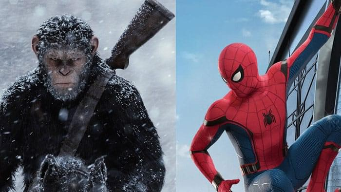 Planet of the Spider-Man of the Apes Podcast image