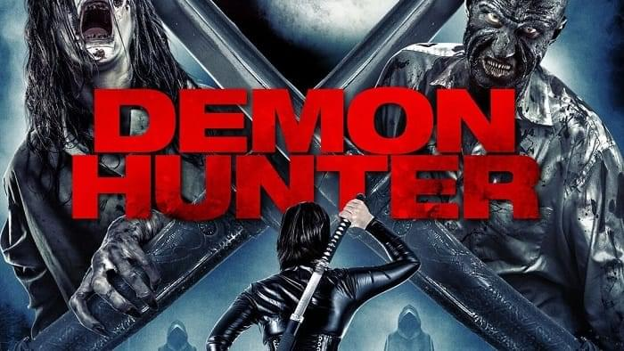 Demon Hunter Action/Horror Splashes On Digital/VOD image