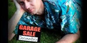 Garage Sale Documentary Image