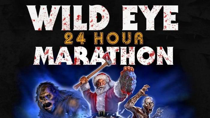 Monster Movies in Columbus, OH at the 24-HOUR WILD EYE MARATHON image