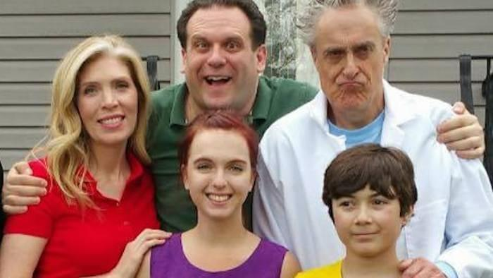 Rick and Morty Live Action Intro image