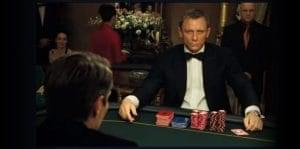 Three of The Best 007 Movies Image
