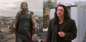 Heroes With Hair: Film Threat Podcast Talks Thor and Tommy Wiseau Image