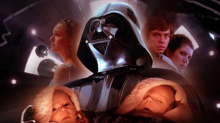 Podcast : Star Wars Dysfunctional Skywalker Family image