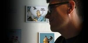 Mr. Fish: Cartooning from the Deep End Image