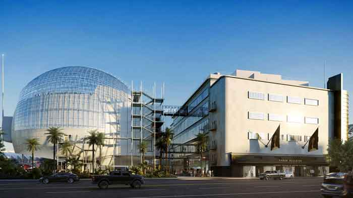 Academy Museum of Motion Pictures Opening in 2019 in LA image