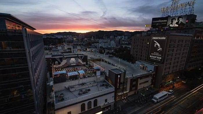 Watch a Movie in LA This Spring Up On the Roof image