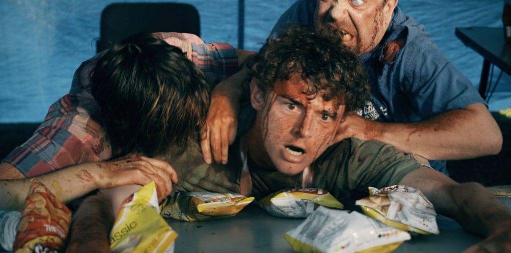 Attack of the Southern Fried Zombies image