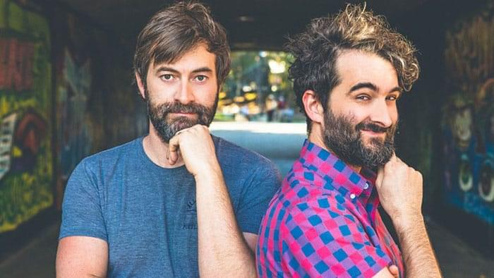 Mark and Jay Duplass Collaborate Like Brothers image