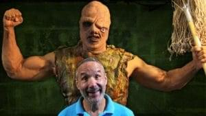 Lloyd Kaufman Wins Condom Snorting Challenge, Gets Pregnant Image