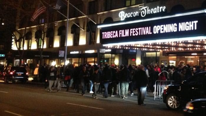 New York City!  Podcast from Tribeca Film Festival image