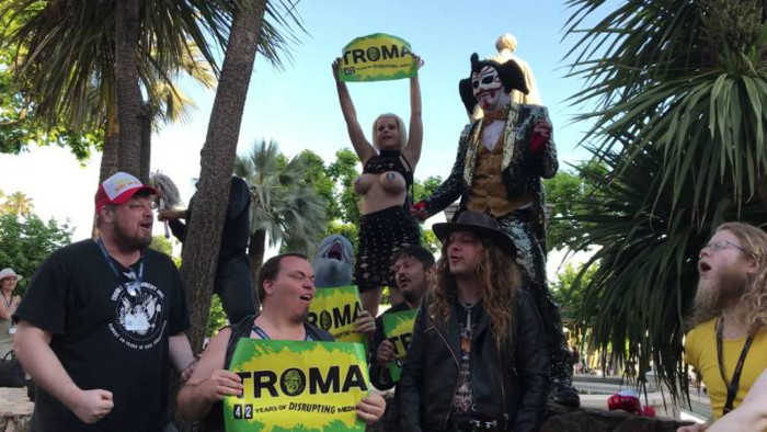 Lloyd Kaufman Goes From Festival to Fascism image