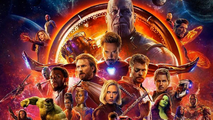 Avengers: Infinity War Spoilers Podcast image