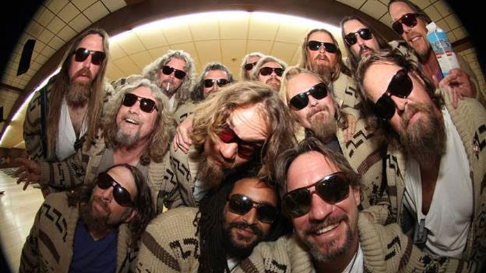 Lebowski Fest Returns! What Happens When You Find a Stranger in the Alps? image