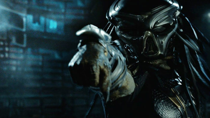 Shane Black Takes On The Predator image