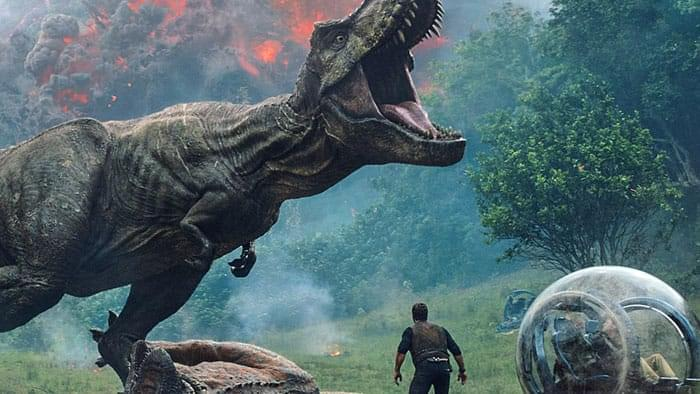 Jurassic World: Fallen Kingdom Podcast, That is One Big Pile of… image