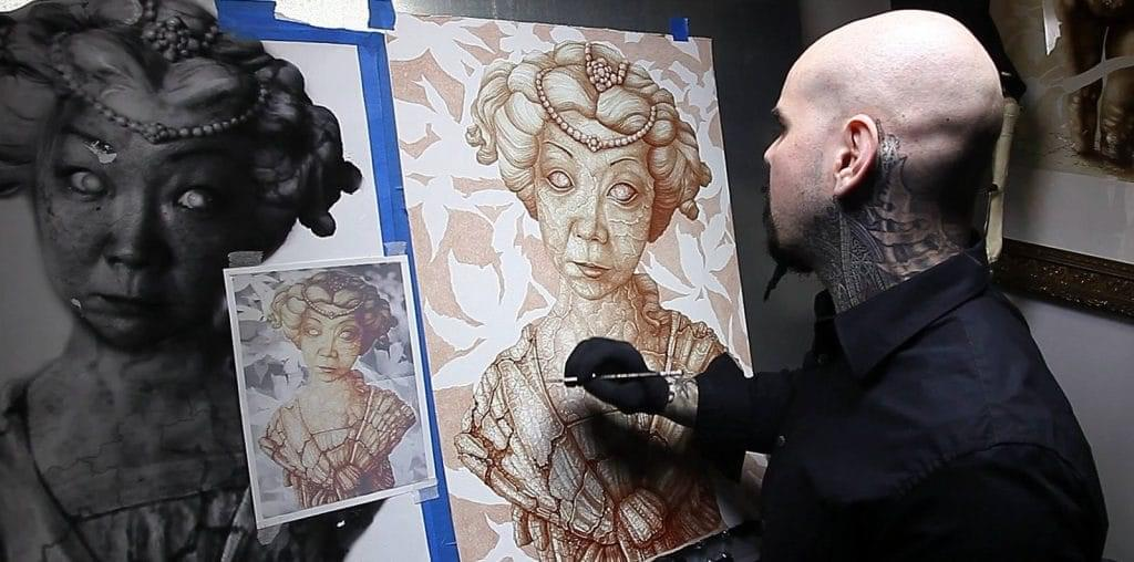 Bloodlines: The Art and Life of Vincent Castiglia image