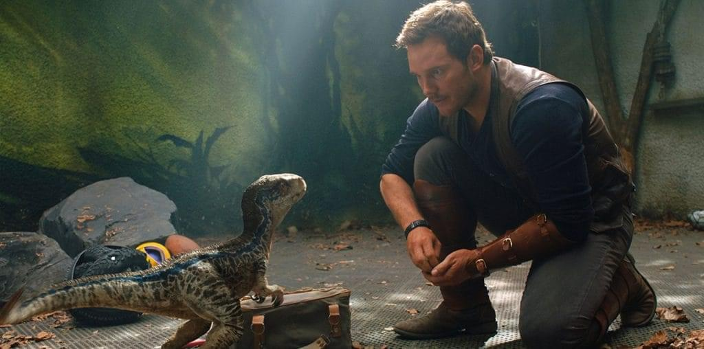 Jurassic World: Fallen Kingdom image