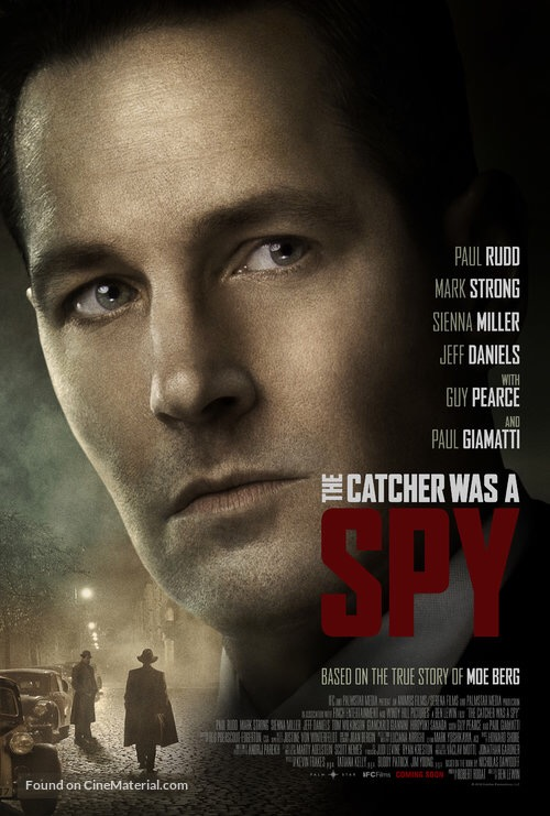 The Catcher Was A Spy Image