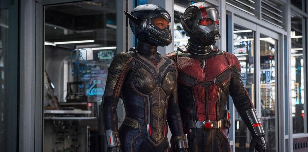 Ant-Man, Wasp and the 4DX Experience image
