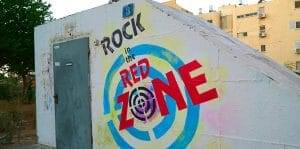 Rock in the Red Zone Image