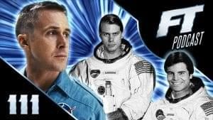 The First Man Landing Image