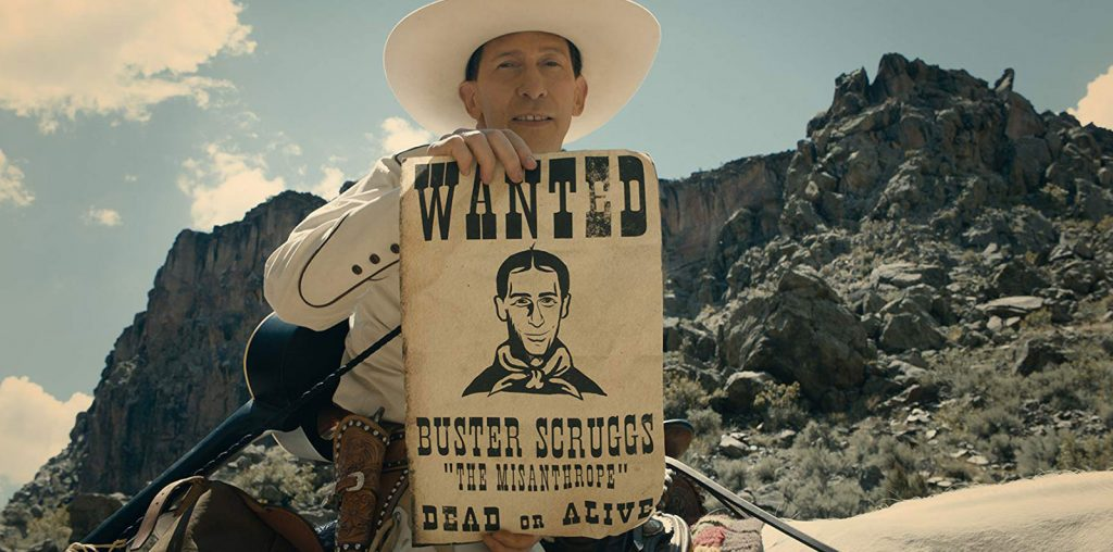 The Ballad of Buster Scruggs image