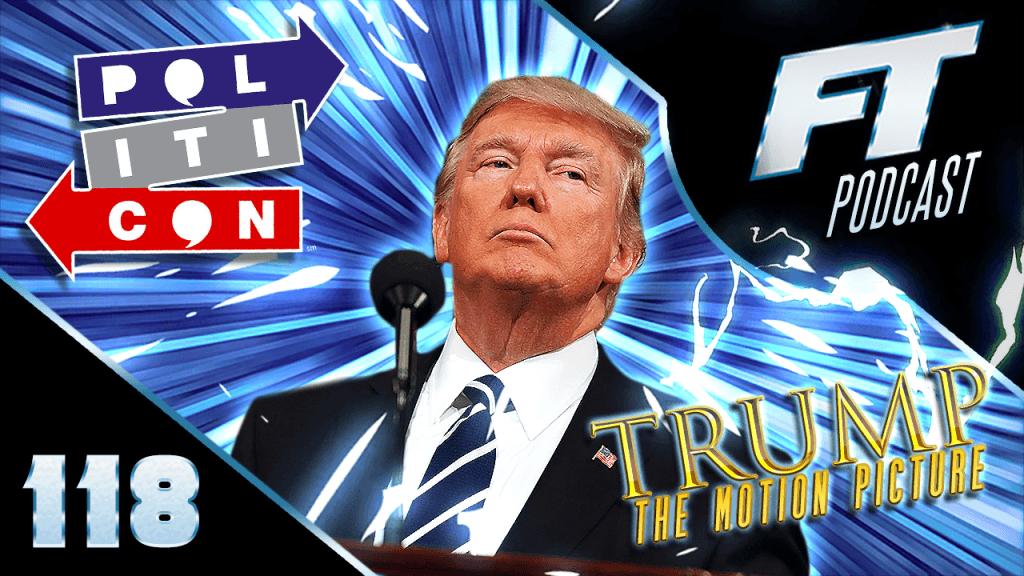 Politicon: Trump the Motion Picture image