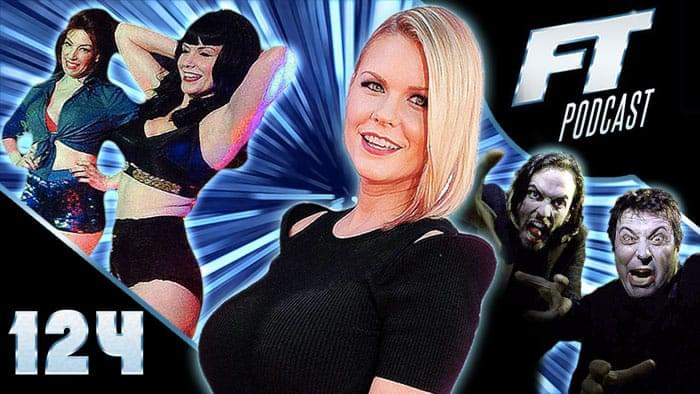 Fetish Factory with Carrie Keagan image