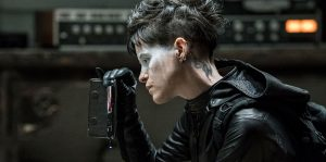 The Girl In The Spider's Web Image