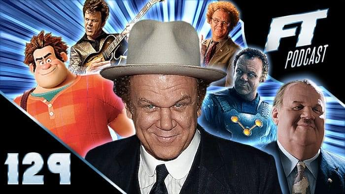 John C. Reilly on the Film Threat Podcast image