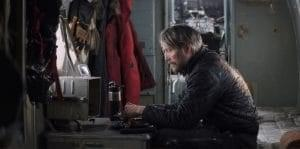 Mads Mikkelsen and Joe Penna for Arctic Image