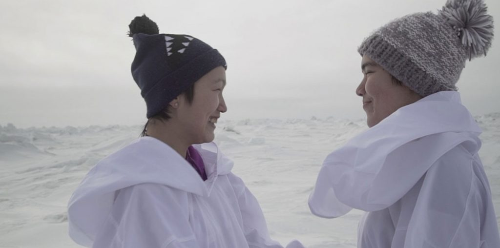 Throat Singing in Kangirsuk image