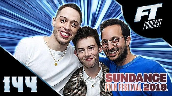 Pete Davidson's Big Time Adolescence Sundance Podcast image
