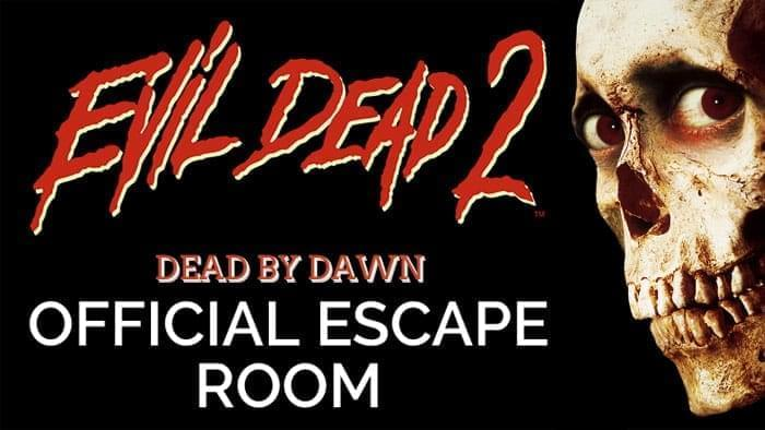 The Evil Dead 2 Escape Room Won't Let You Leave image