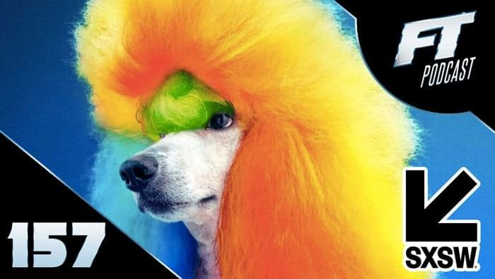 SXSW Dog Doc Well Groomed Podcast image