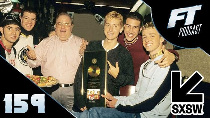 Lance Bass Talks The Boy Band Con on a SXSW Film Threat Podcast image