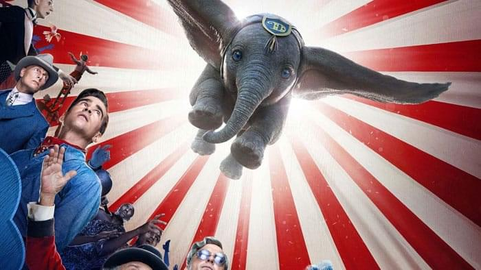 The Film Threat Podcast VS Dumbo image