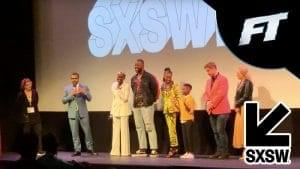 Inside Jordan Peele's SXSW Us Premiere, After Party and Art Show Image