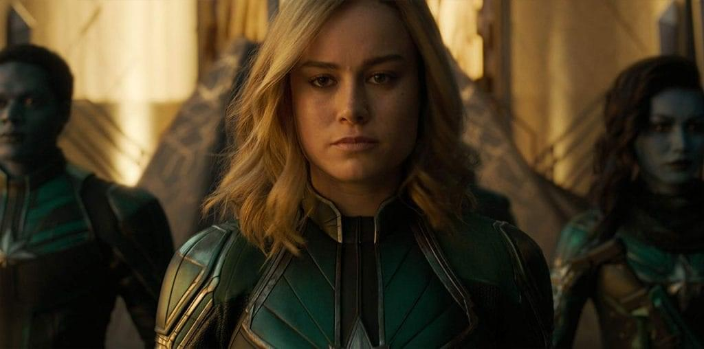 Does Captain Marvel Pass the Gold Test? image