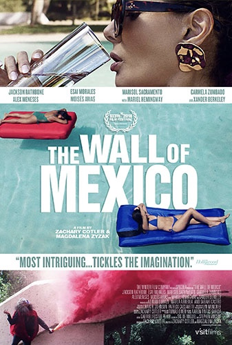 The Wall of Mexico Image