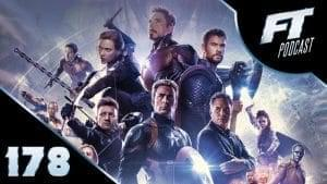 Avengers: Endgame Non-Spoiler Podcast Review Image
