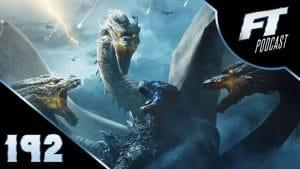 Godzilla: King of the Monsters Podcast Review Image