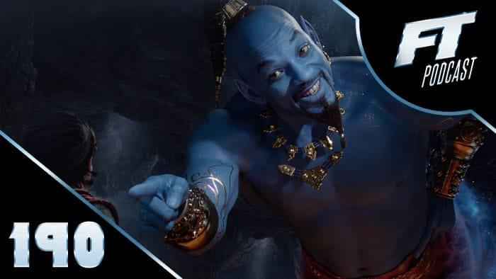 Aladdin Podcast Review image