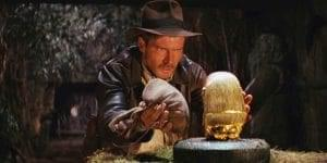 Harrison Ford on the New Indiana Jones Film Image
