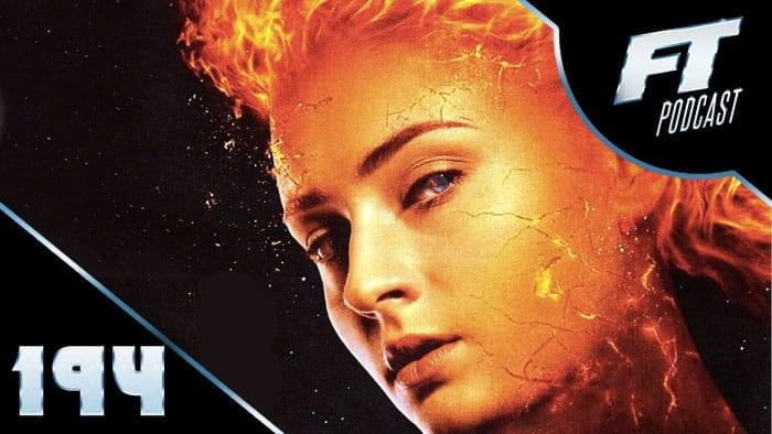 Dark Phoenix Podcast image